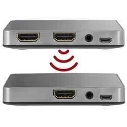 HDMI-overførsel (sæt) SpeaKa Professional SP-HDFS-01 5 GHz Sort