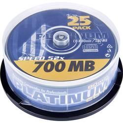 CD-R 80 Platinum 700 MB 102565 okrugla kutija 25 komada