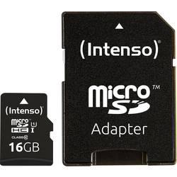 microSDHC-kartica 16 GB Intenso Professional Class 10, UHS-I uklj. SD-adapter