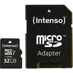 microSDHC-kartica 32 GB Intenso Professional Class 10, UHS-I uklj. SD-adapter