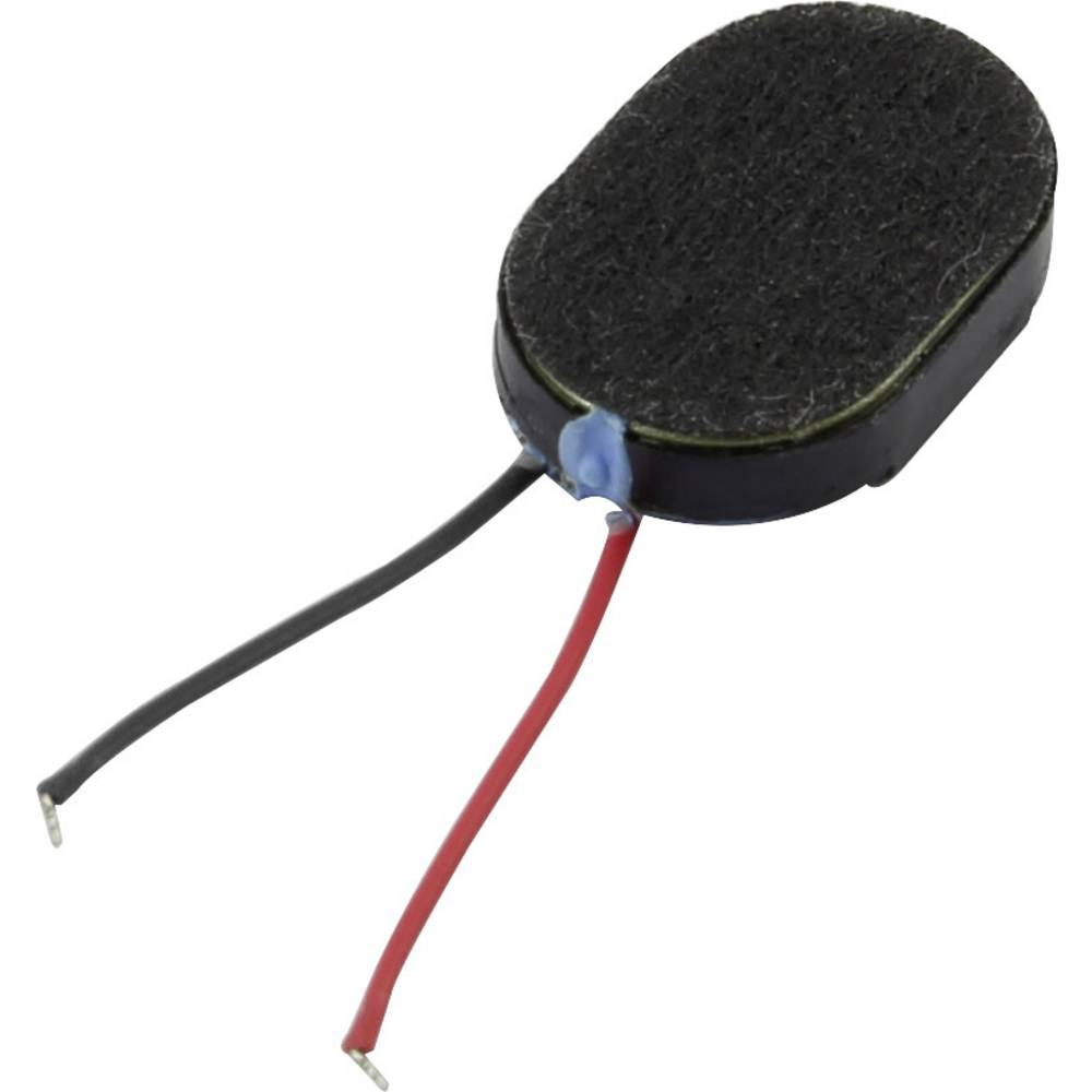 Miniature højttaler Støjudvikling: 88 dB 1365789 1 stk