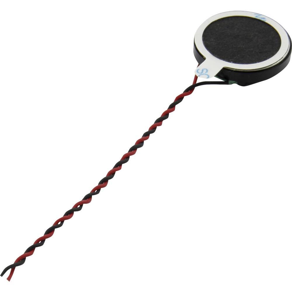 Miniature højttaler Støjudvikling: 90 dB 1365790 1 stk