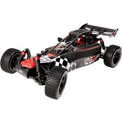 RC-modelbil Buggy 1:10 Reely Carbon Fighter EVO Elektronik 4WD Byggesæt