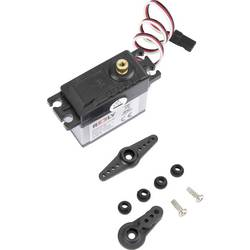 Standard-servo Reely RS-610WP MG Analog-servo Metal Stiksystem JR