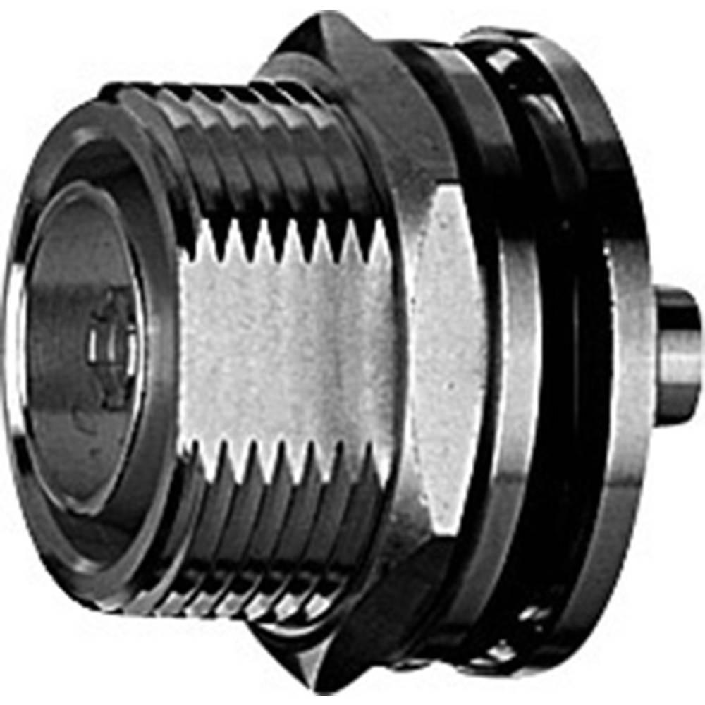 7-16-DIN-stik Telegärtner J01121B0000 50 Ohm Tilslutning, indbygning 1 stk