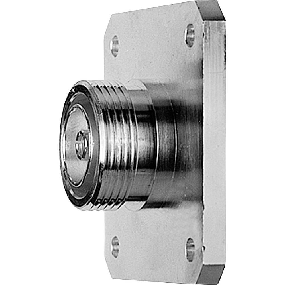 7-16-DIN-stik Telegärtner J01121A0004 Tilslutning, indbygning 1 stk