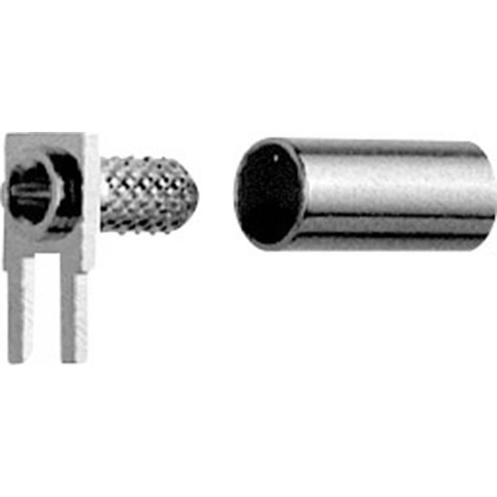 Direkte tilslutning til kabel Telegärtner H01000A0191 Printpladesokkel, vinklet 1 stk