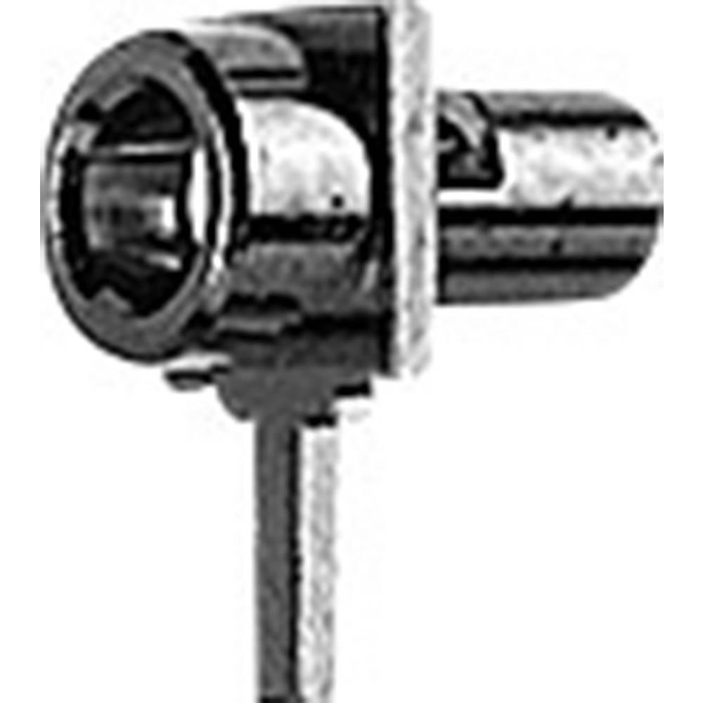 Direkte tilslutning til kabel Telegärtner H01000A0247 Printpladesokkel, vinklet 1 stk