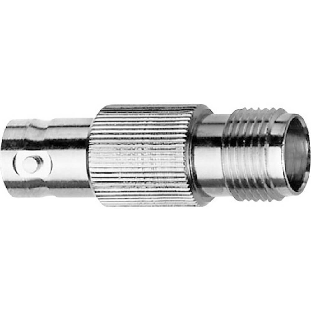 Koax-adapter BNC-tilslutning - TNC-tilslutning Telegärtner J01008A0012 1 stk