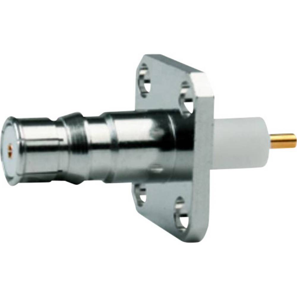 QLS-stikforbindelse Telegärtner J01421A0025 50 Ohm Tilslutning, indbygning 1 stk