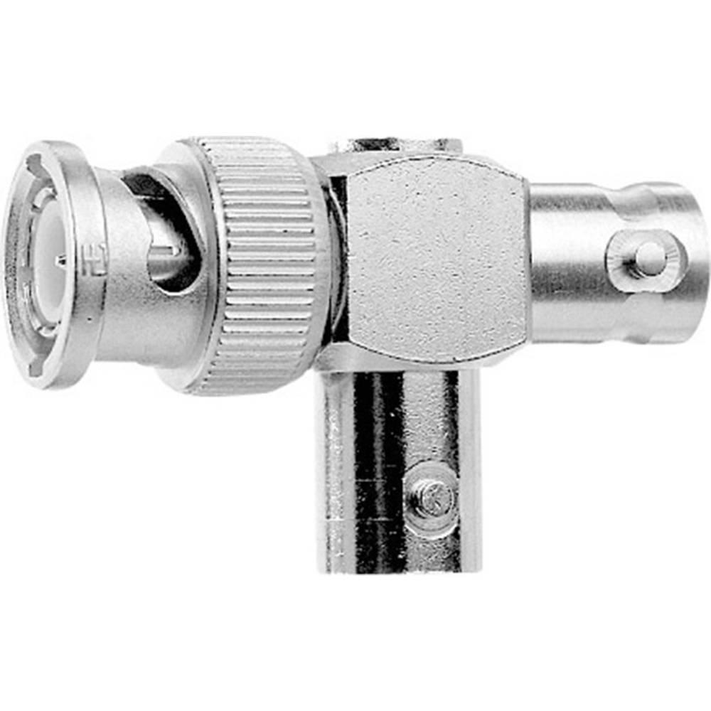 BNC-adapter BNC-Stecker (value.1390914) - BNC-Buchse (value.1390777), BNC-Buchse (value.1390777) Telegärtner 1 stk