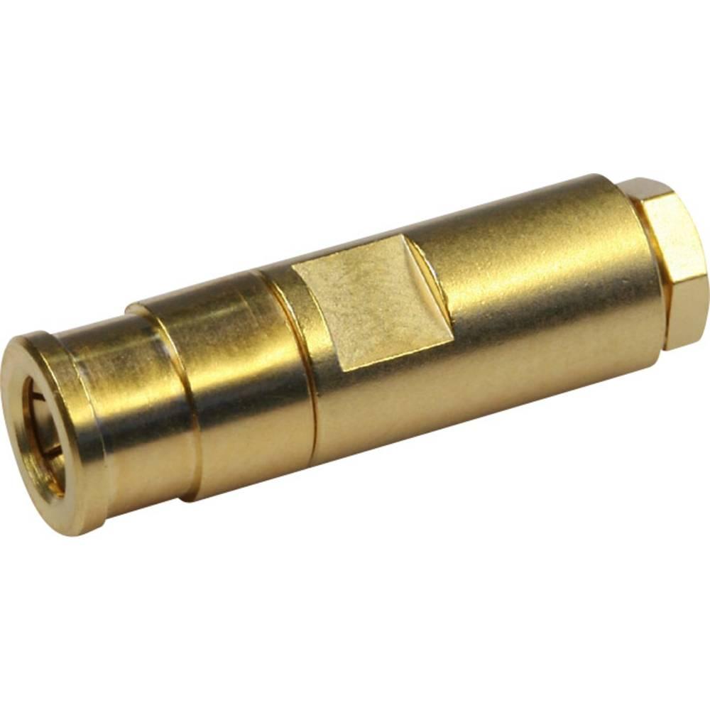 SMB-stikforbindelse Telegärtner J01161A0741 50 Ohm Tilslutning, lige 1 stk