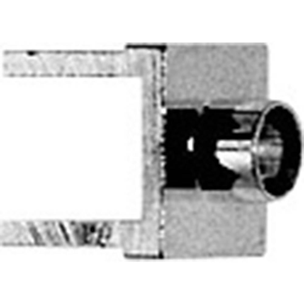 Direkte tilslutning til kabel Telegärtner H01000A0137 Printpladesokkel, lige 1 stk