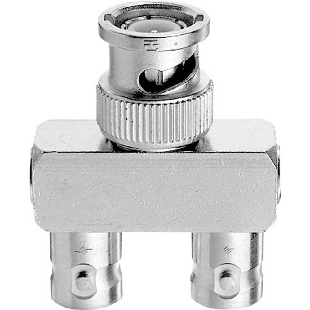 BNC-adapter BNC-Buchse (value.1390777) - BNC-Stecker (value.1390914), BNC-Buchse (value.1390777) Telegärtner J01005A0005 1 stk