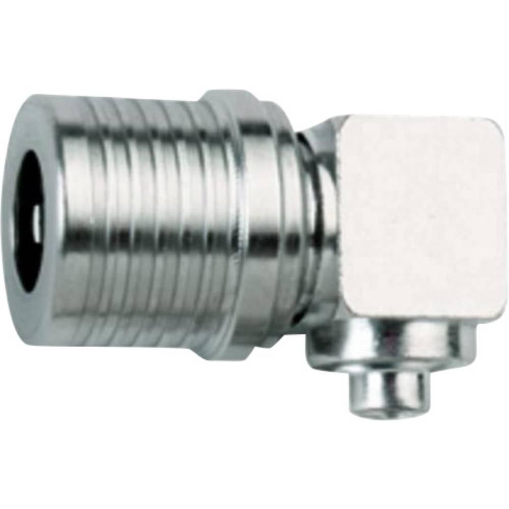 QLS-stikforbindelse Telegärtner J01420A0125 50 Ohm Stik, vinklet 1 stk