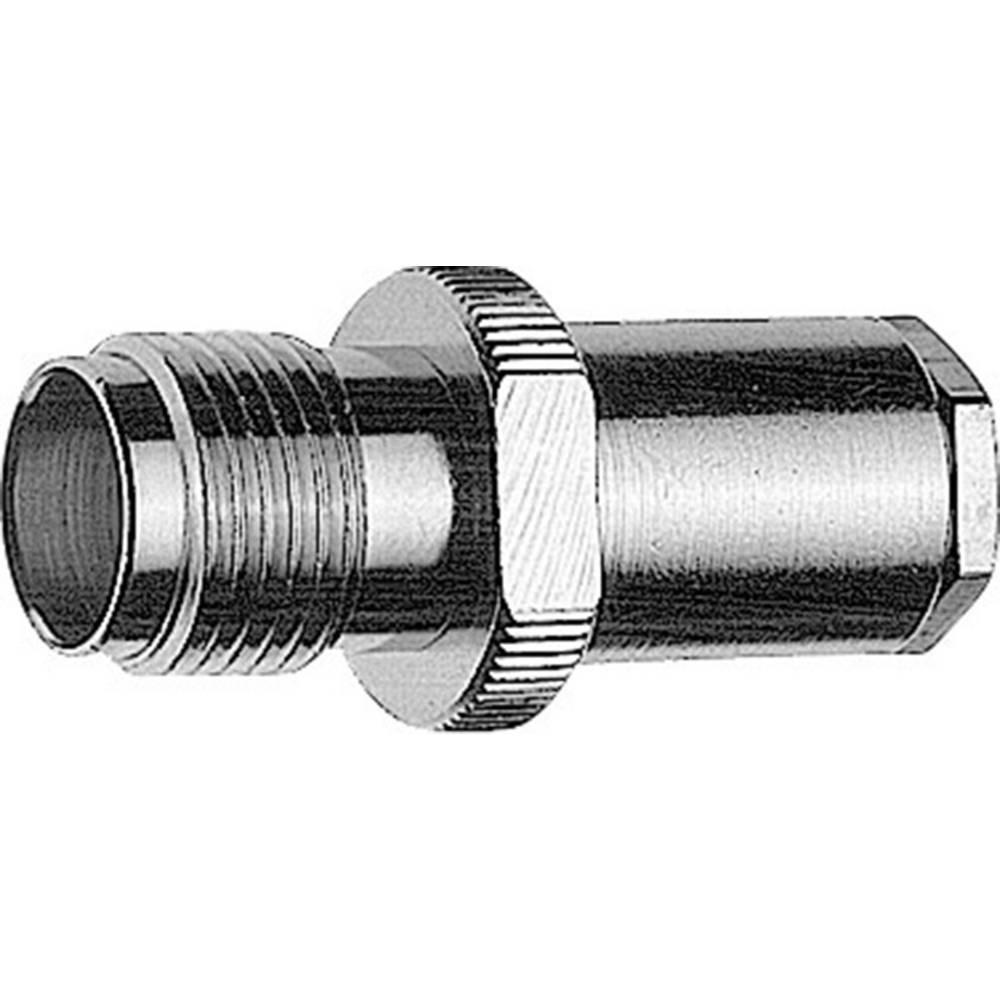 TNC-stikforbindelse Telegärtner J01013A0004 75 Ohm Tilslutning, lige 1 stk
