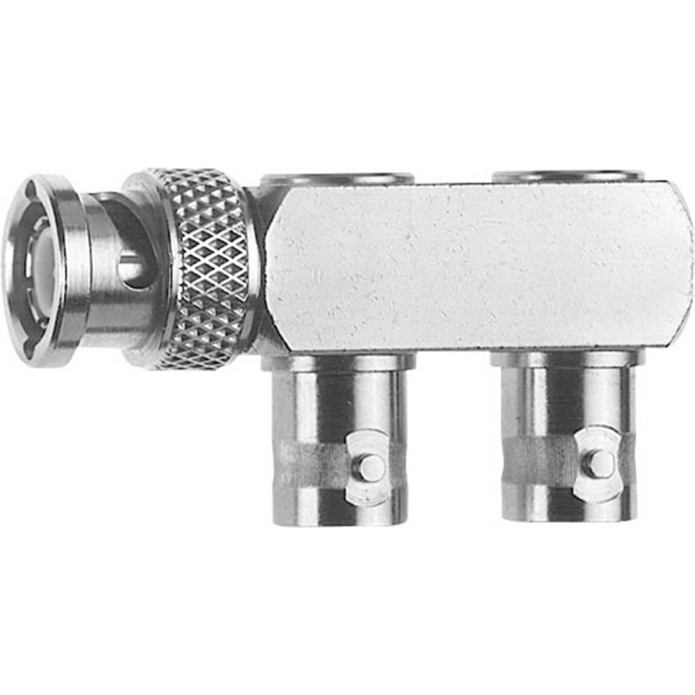 BNC-adapter BNC-Stecker (value.1390914) - BNC-Buchse (value.1390777), BNC-Buchse (value.1390777) Telegärtner J01005A0003 1 stk