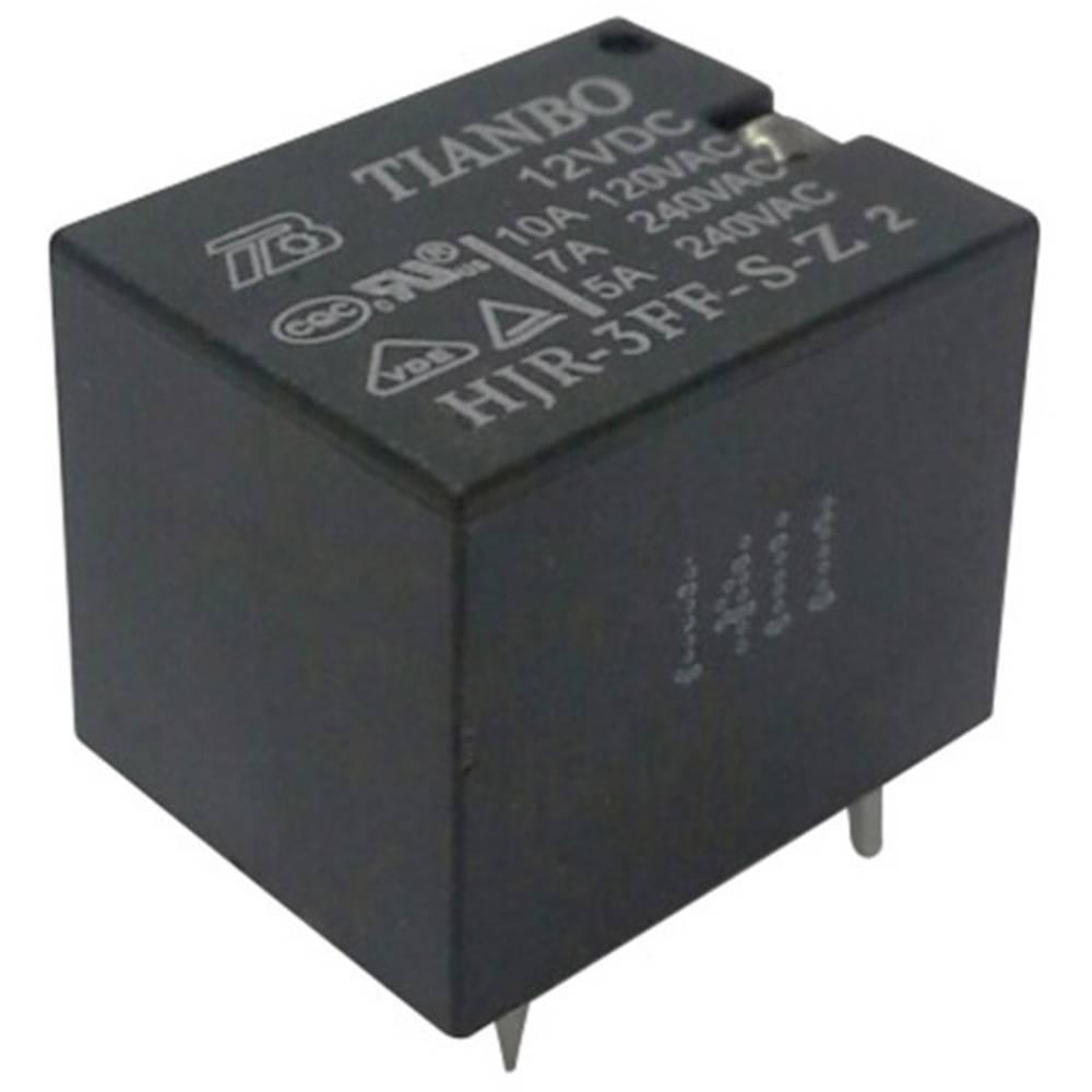 Rele za tiskana vezja 24 V/DC 15 A 1 preklopni Tianbo Electronics HJR-3FF-S-Z 24VDC 1 kos