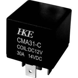 Avtomobilski rele 12 V/DC 30 A 1 izmenjevalnik HKE CMA31-DC12V-C-NS