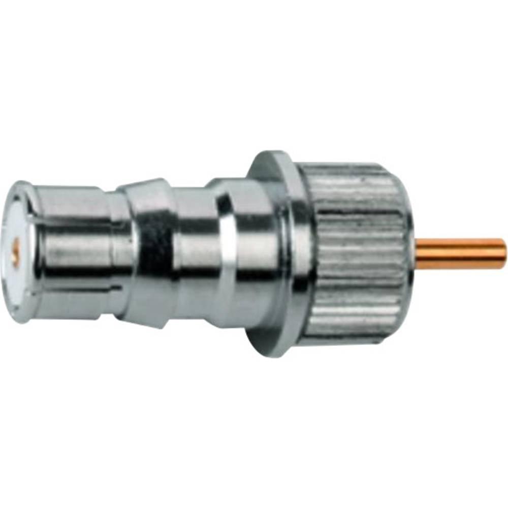 QLS-stikforbindelse Telegärtner J01421A0015 50 Ohm Tilslutning, indbygning 1 stk