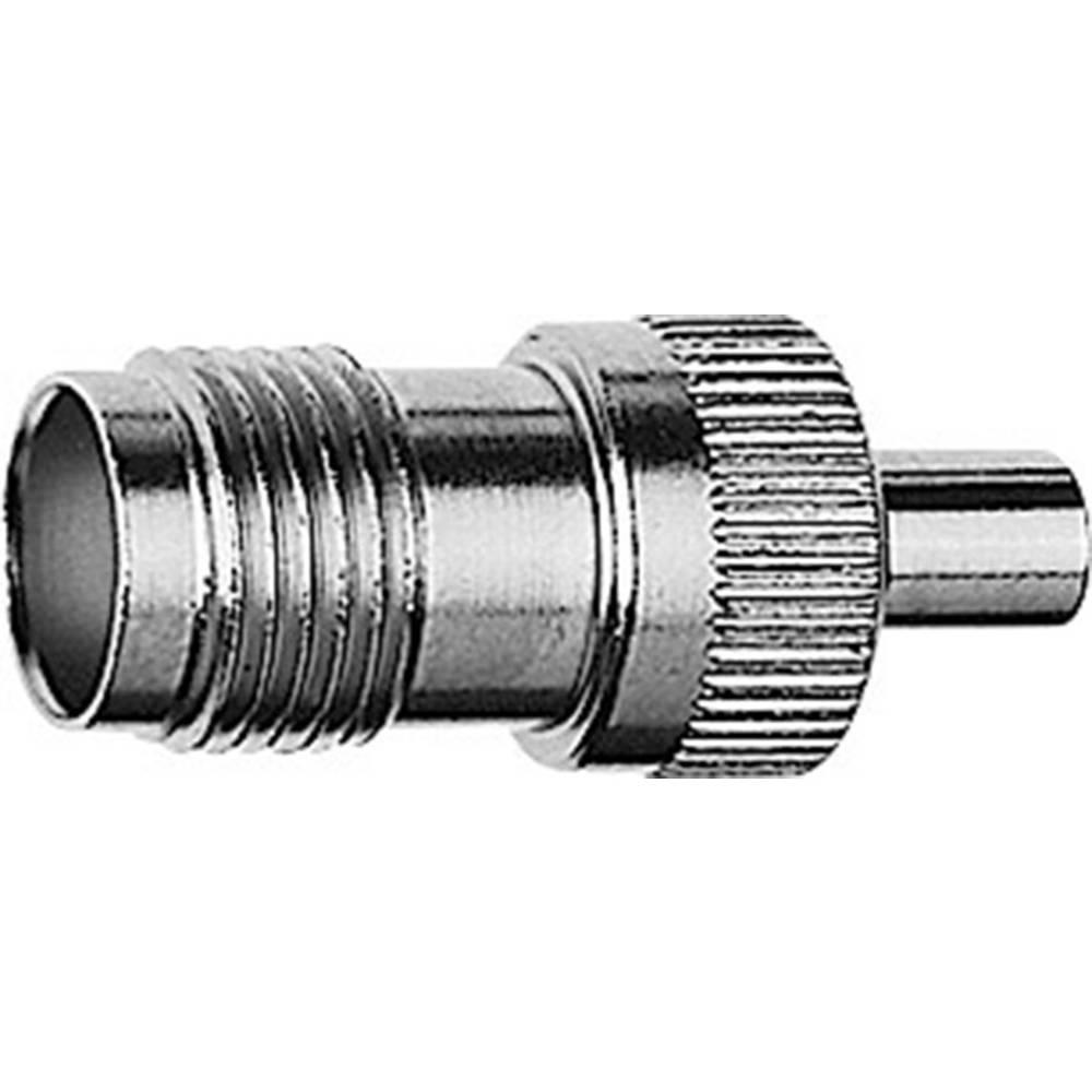 Koax-adapter TNC-tilslutning - MCX-tilslutning Telegärtner J01019A0024 1 stk