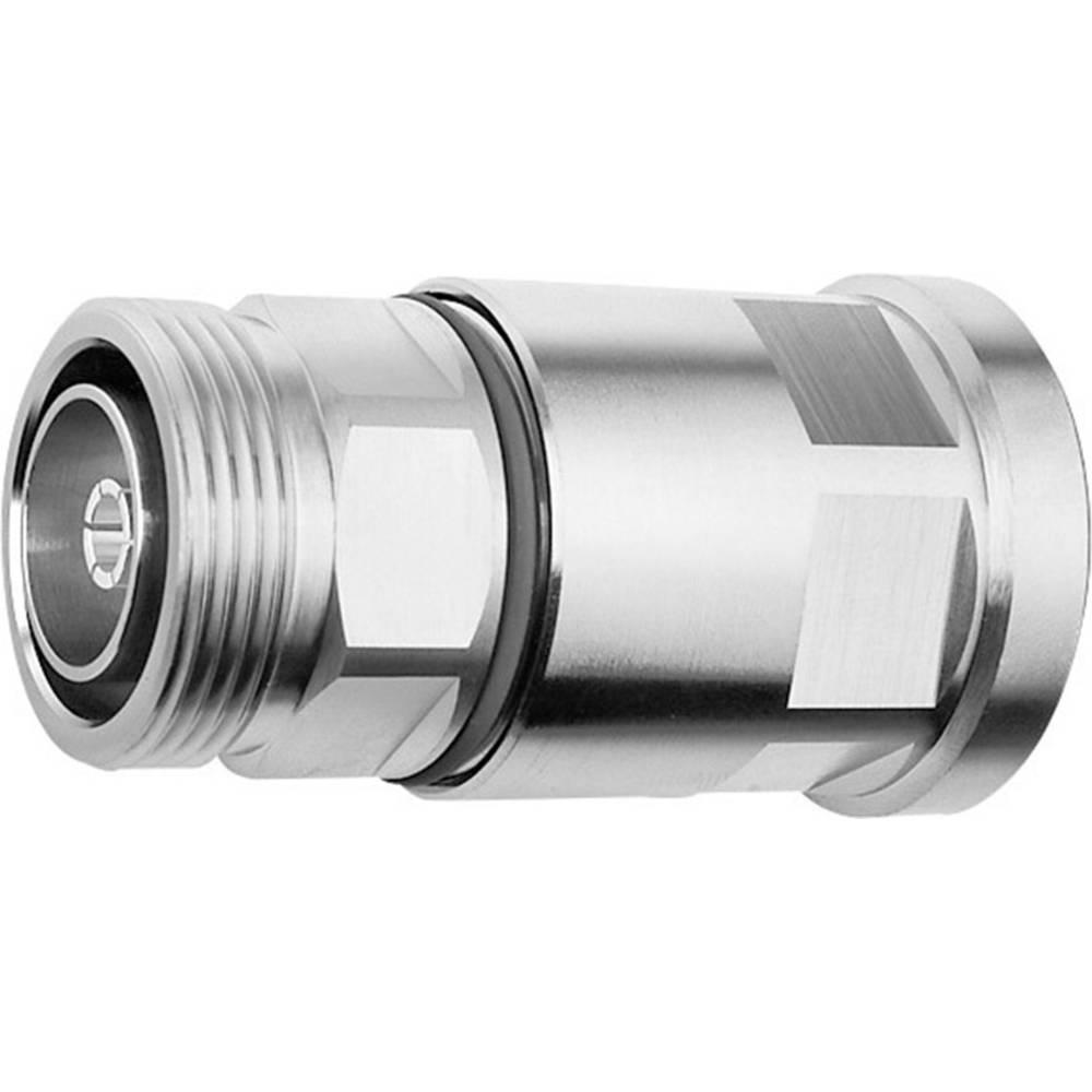 7-16-DIN-stik Telegärtner J01121A0180 50 Ohm Tilslutning, lige 1 stk