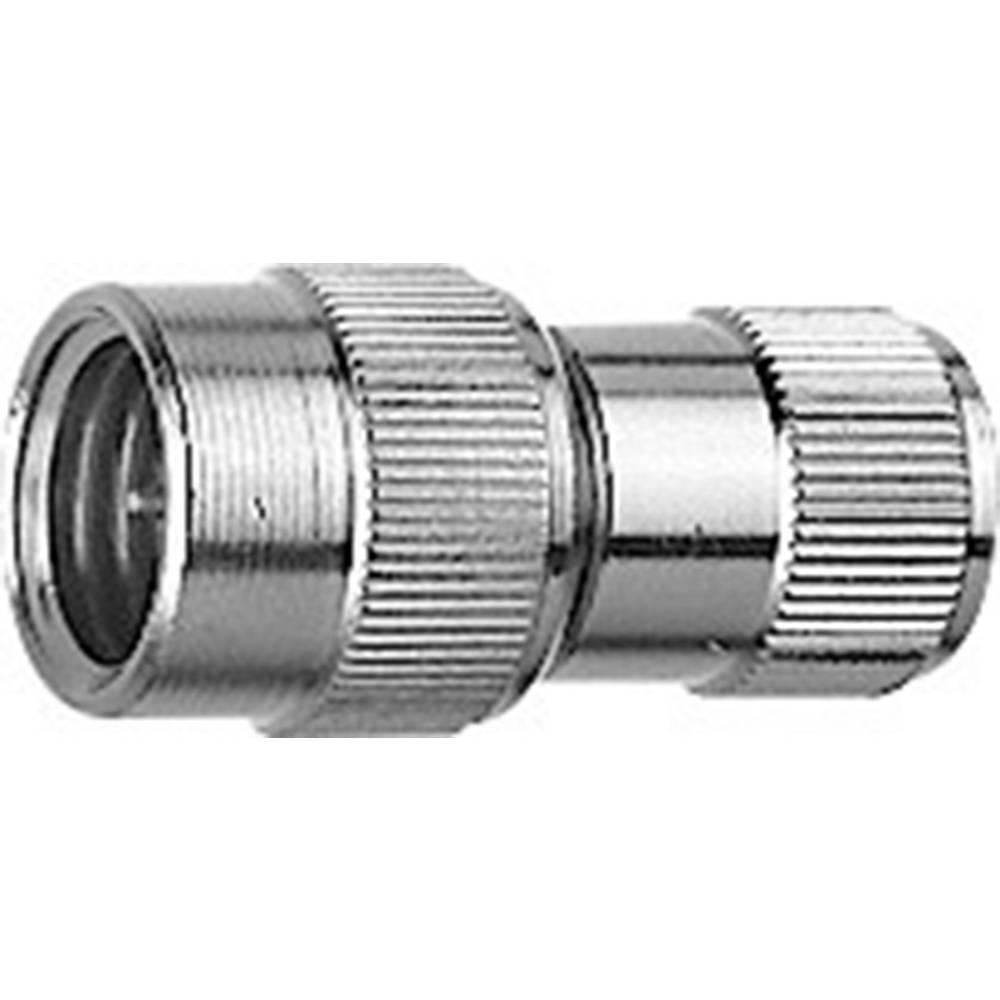 Koax-adapter Mini-UHF-Stecker (value.1390889) - FME-Stecker (value.1390708) Telegärtner J01048A0000 1 stk