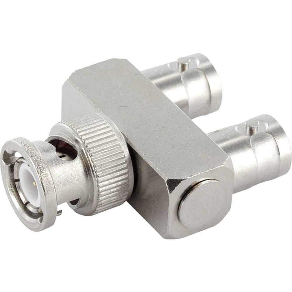 BNC-adapter BNC-Buchse (value.1390777) - BNC-Stecker (value.1390914), BNC-Buchse (value.1390777) Telegärtner J01004A0009 1 stk