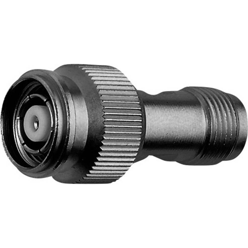 Koax-adapter TNC-Buchse (value.1390694) - TNC-Reverse-Stecker (value.1390980) Telegärtner J01014R0001 1 stk