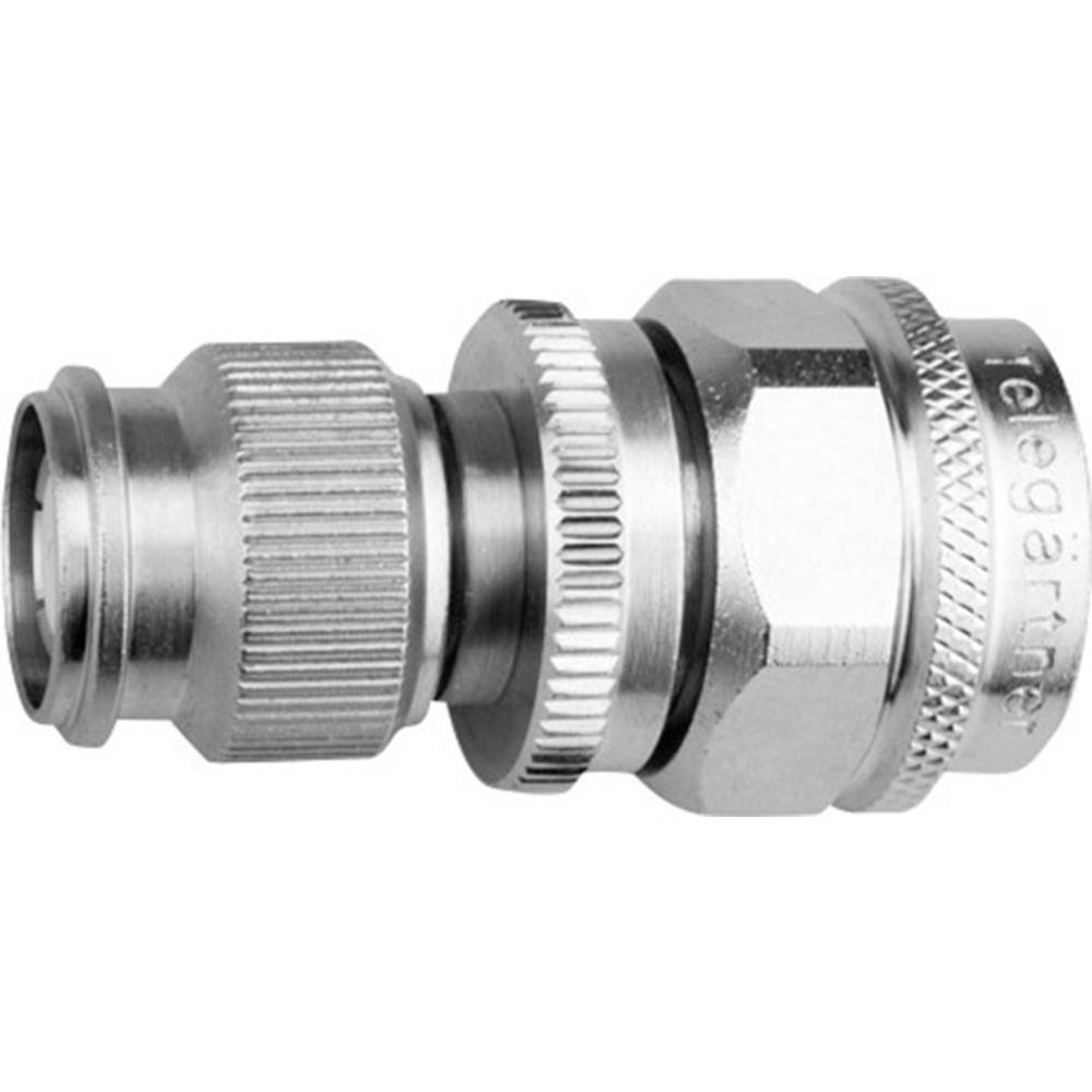 Koax-adapter TNC-Stecker (value.1390819) - N-Stecker (value.1390741) Telegärtner J01019A0031 1 stk