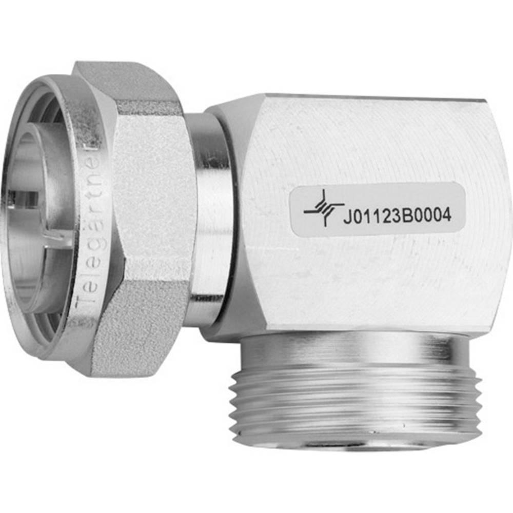 HF-adapter 7-16-DIN-Stecker (value.1391195) - 7-16-DIN-Buchse (value.1391196) Telegärtner J01123B0004 1 stk