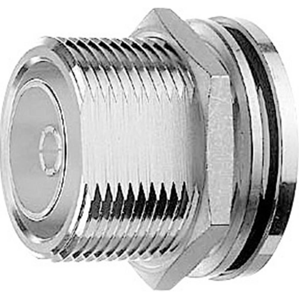 7-16-DIN-stik Telegärtner J01121A0134 50 Ohm Tilslutning, indbygning 1 stk