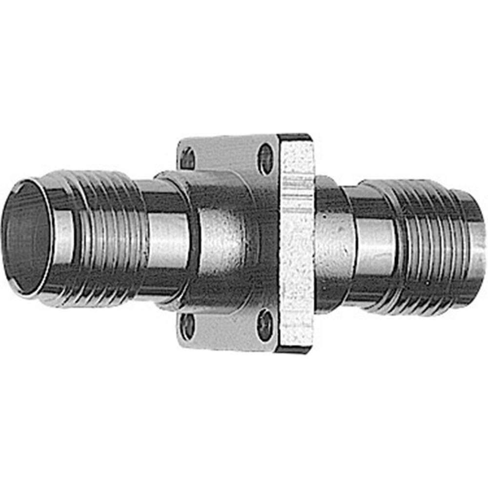 BNC-adapter TNC-Buchse (value.1390694) - TNC-Buchse (value.1390694) Telegärtner J01014A0004 1 stk