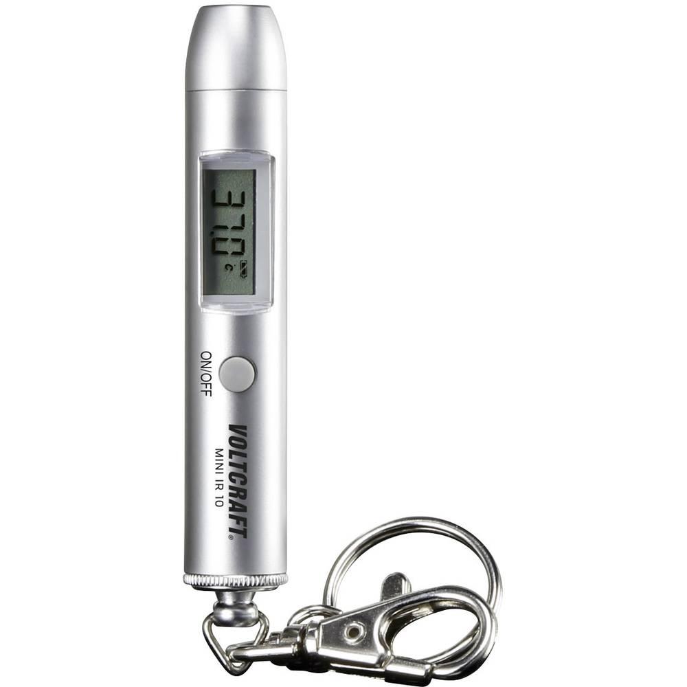 Infracrveni termometar VOLTCRAFT MINI IR 10 optika 1:1 -33 bis +500 °C pirometar