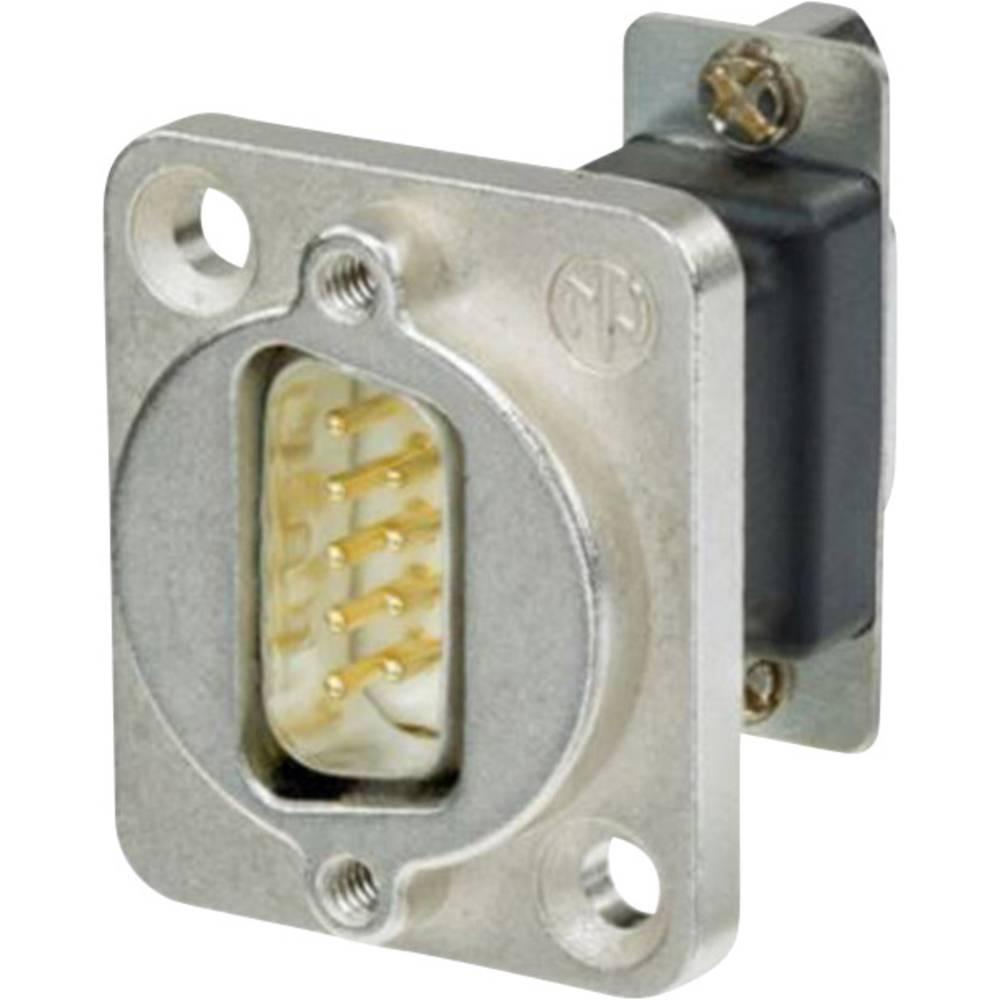 D-SUB adapter D-SUB-vtičnica 9-polov - D-SUB-vtičnica 9-polov Neutrik NADB9FF 1 kos
