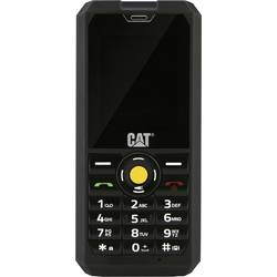 CAT B30 zunanji mobilni telefon črna, IP-67, MIL 810G