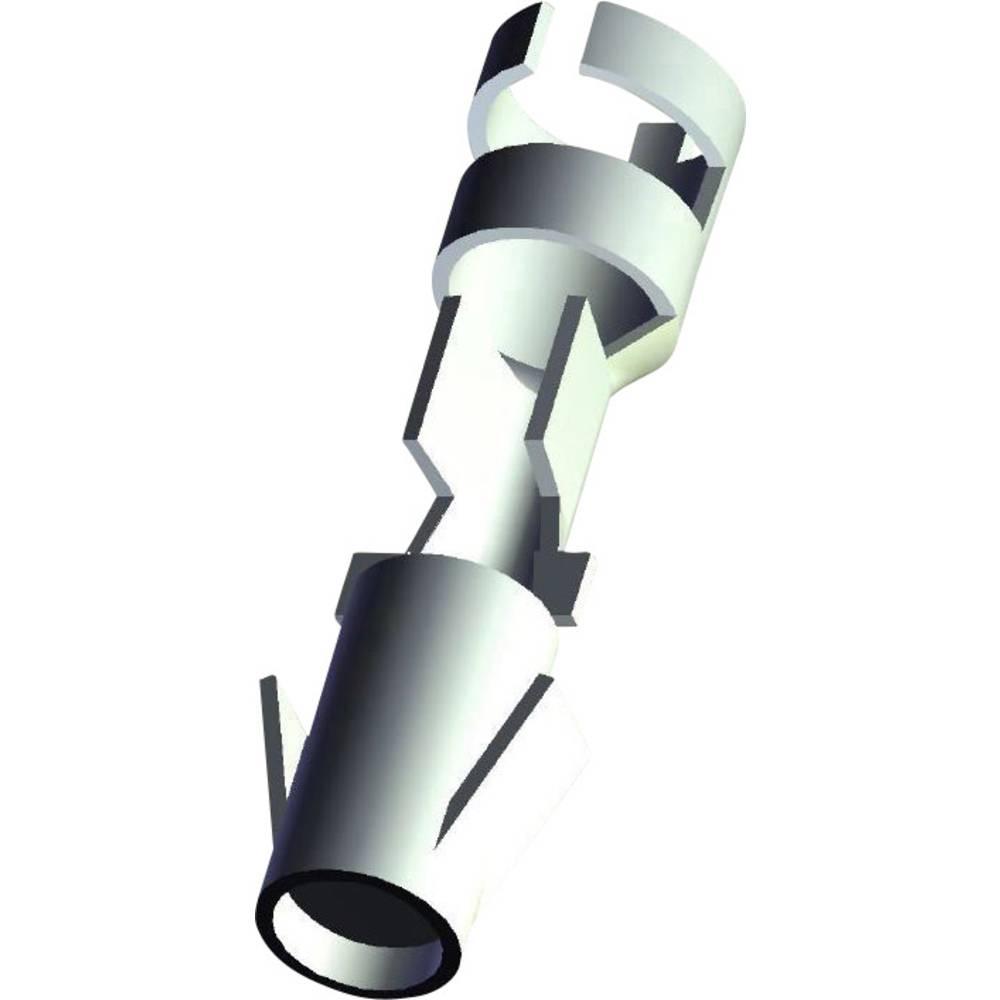 Crimpkontakter .140 MATE-N-LOK Samlet antal poler 1 TE Connectivity 925661-2 1 stk