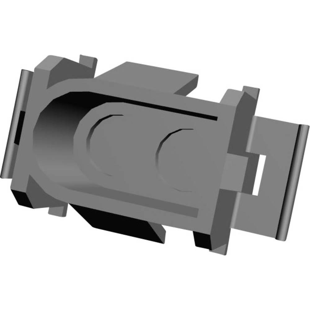 Stiftkabinet-kabel .140 MATE-N-LOK (value.1360511) Samlet antal poler 2 TE Connectivity 1-350345-0 1 stk