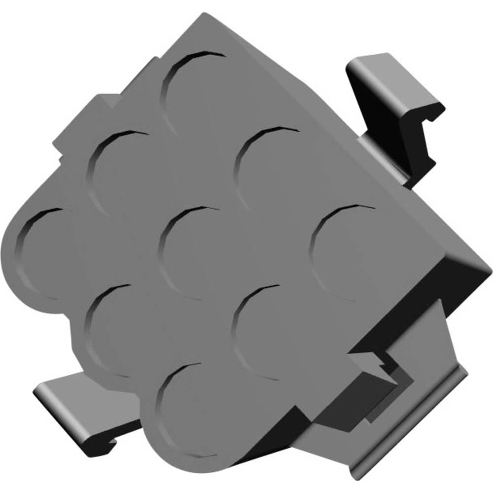 Tilslutningskabinet-kabel .140 MATE-N-LOK Samlet antal poler 9 TE Connectivity 1-480672-0 1 stk