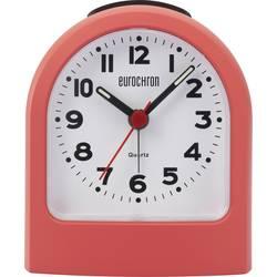 Kvarts Väckarklocka Eurochron EQW 7300 Röd Larmtider 1