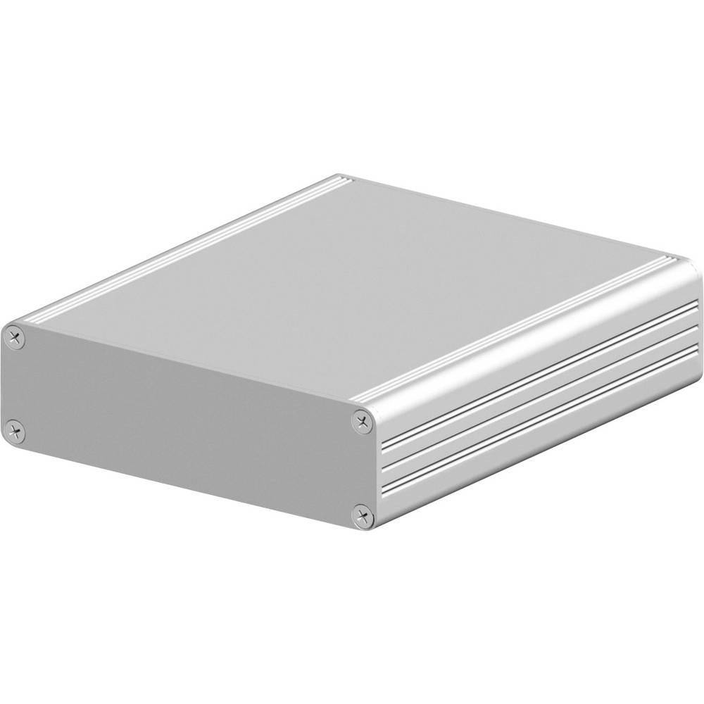Profil-kabinet 160 x 105 x 22 Aluminium Eloxeret Natur Fischer Elektronik AKG 105 22 160 ME 1 stk