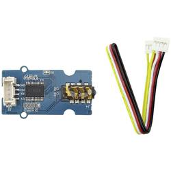 Seriell MP3-spelare Seeed Studio SEN01300P UART, SD-Kort-slot, 3.5 mm C-Control Duino, Grove