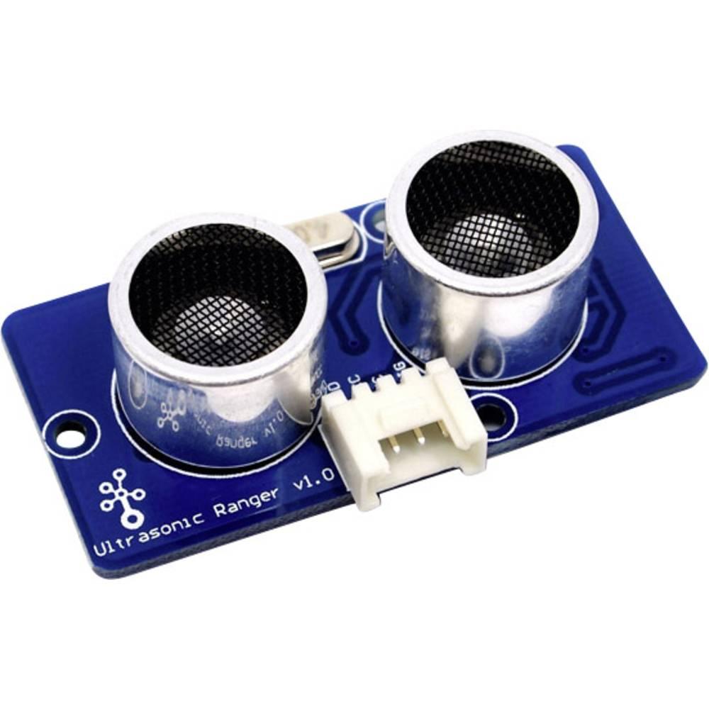 Ultraljudsavståndsmätare Seeed Studio SEN10737P C-Control Duino, Grove