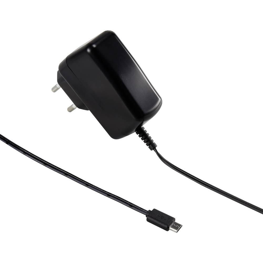 USB-polnilna vtičnica VOLTCRAFT SPS-1200/R izhodni tok (maks.) 1200 mA 1 x Micro-USB Raspberry Pi primeren
