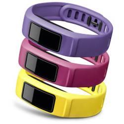 Rezervni paščki za sledilnik aktivnosti Garmin, rumen/rožnat/vijoličast