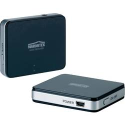 Phono (stereo) overførsel (sæt) Marmitek Subwoofer Anywhere 635 2.4 GHz Sort