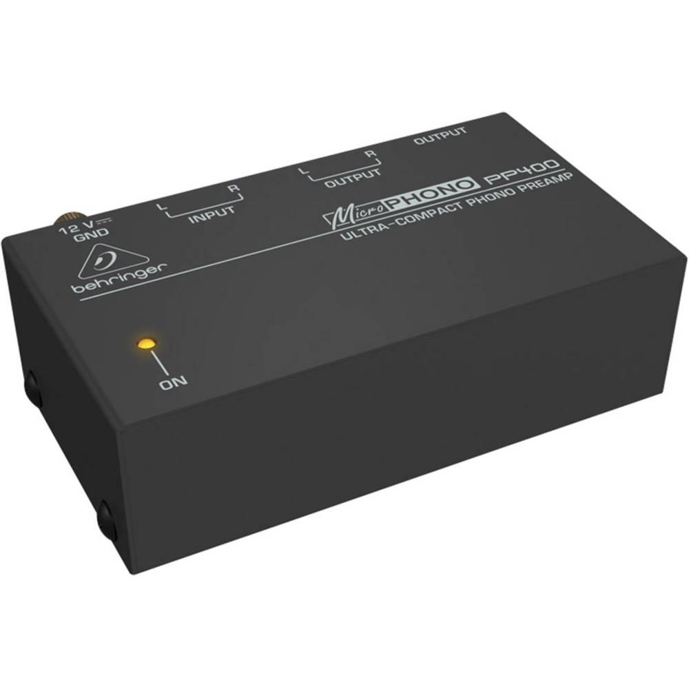 Fono predpojačalo PP400 Behringer Microphono