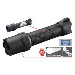 LED žepna svetilka Coast Polysteel 600 baterijsko napajanje 300 lm 340 g črna, siva