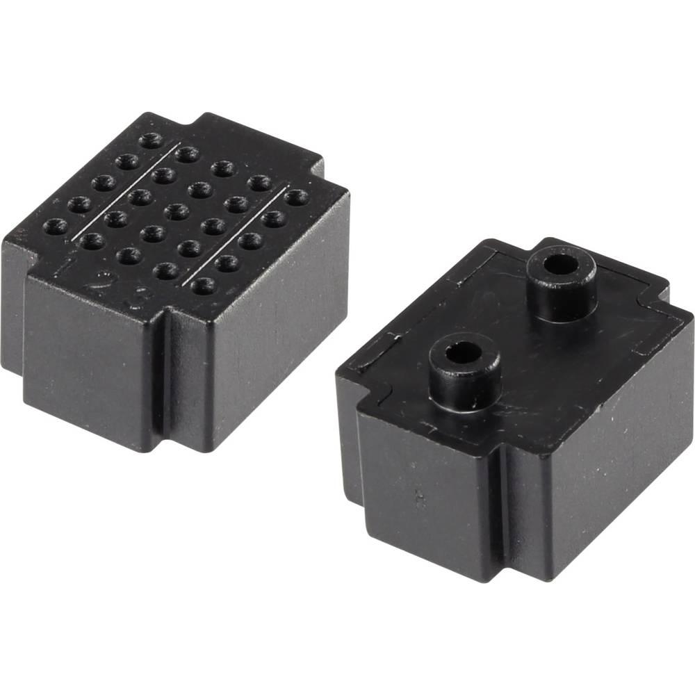 Steckplatine (value.1292438) Conrad Components (L x B) 20 mm x 15 mm