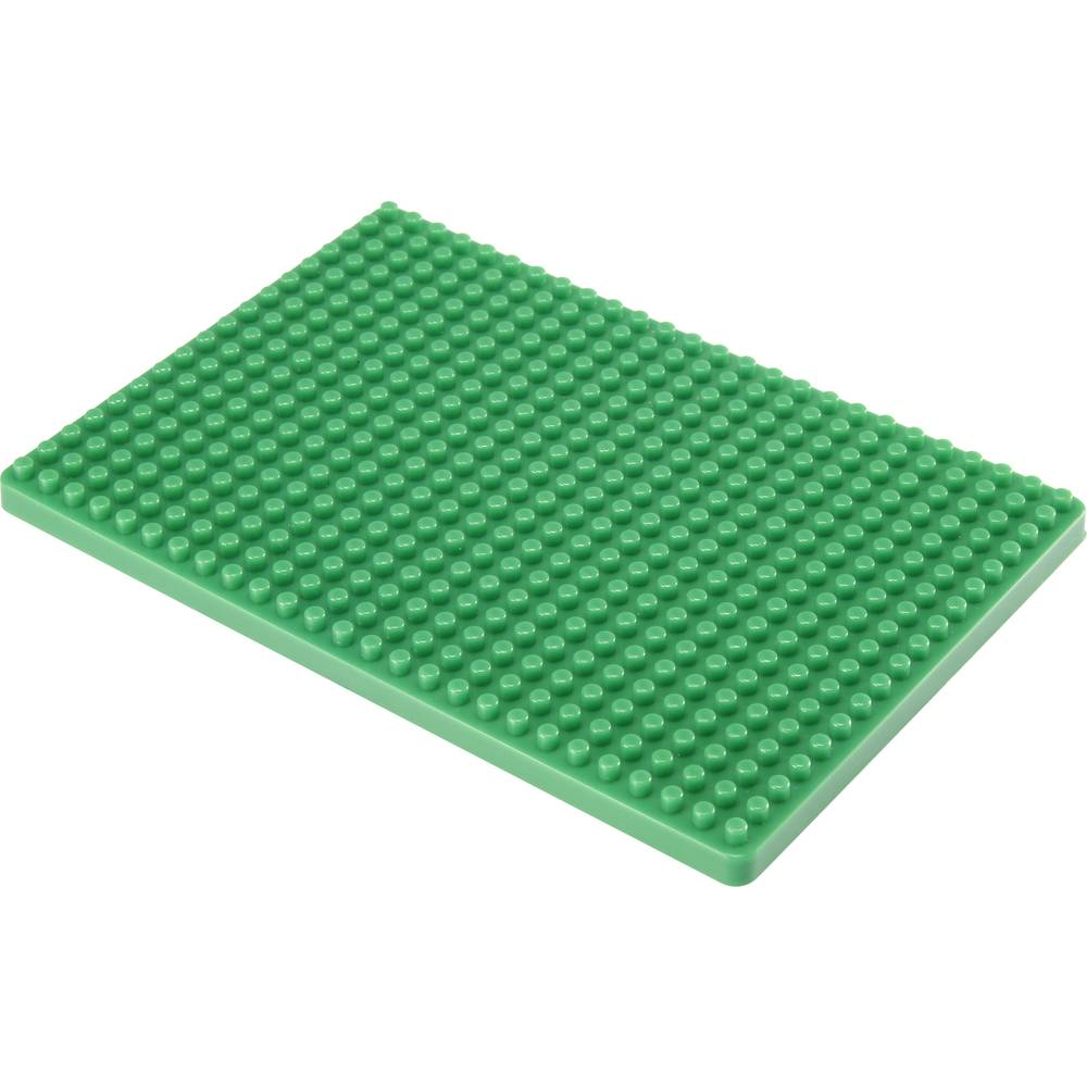 Steckplatine Montageplatte (value.1292425) Conrad Components (L x B) 132 mm x 92 mm